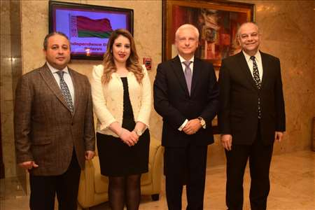 Safir Hotel Cairo Hosted Belarus Independence Day Celebration